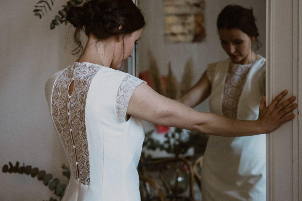 Robe de mariee courte toulouse