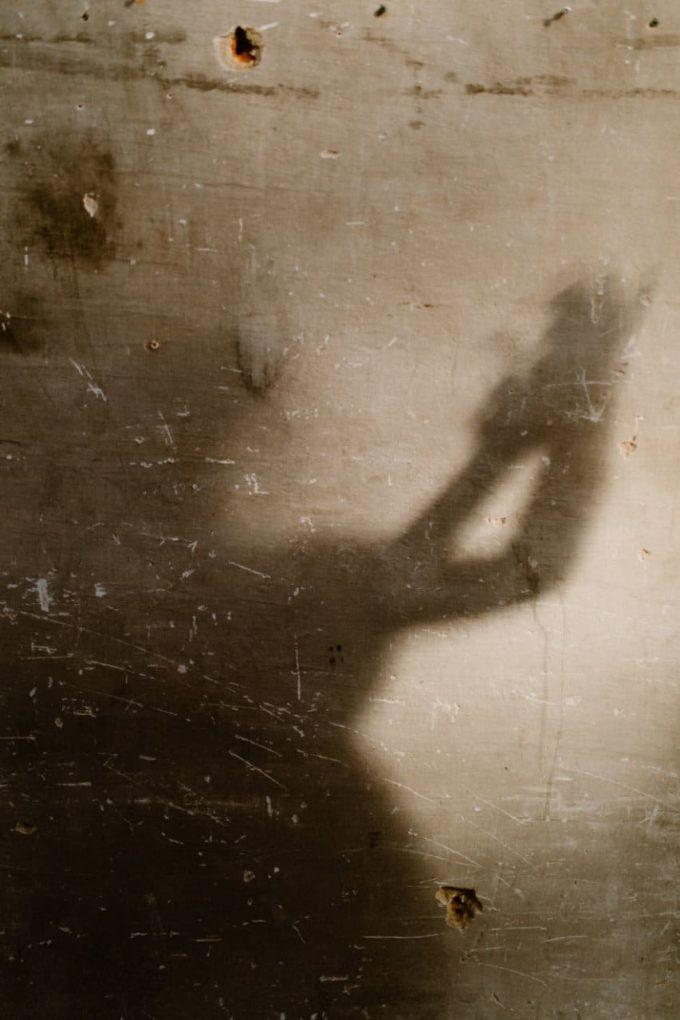 Photo de l'ombre de la robe Alice