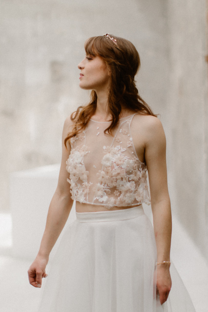 Plan taille de la robe Héléna