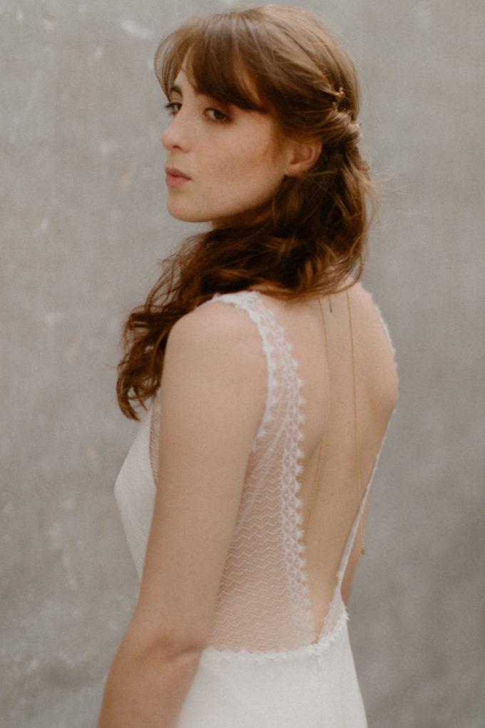 Dos de la robe Marion