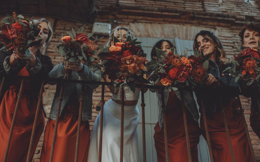 Shooting d'inspiration Wedding girl
