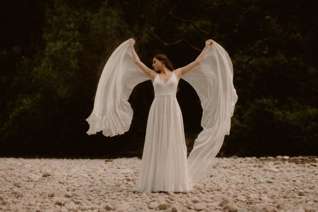 Robe de mariee couture nouvelle collection